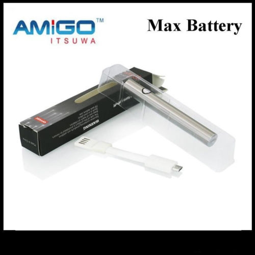 Amigo Liberty Max Preheat Battery Variable Voltage Bottom Charge