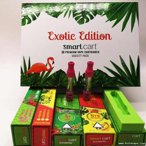 wholesale empty Exotic Edition Smart Cart Smart Bud smart cartridge smart carts